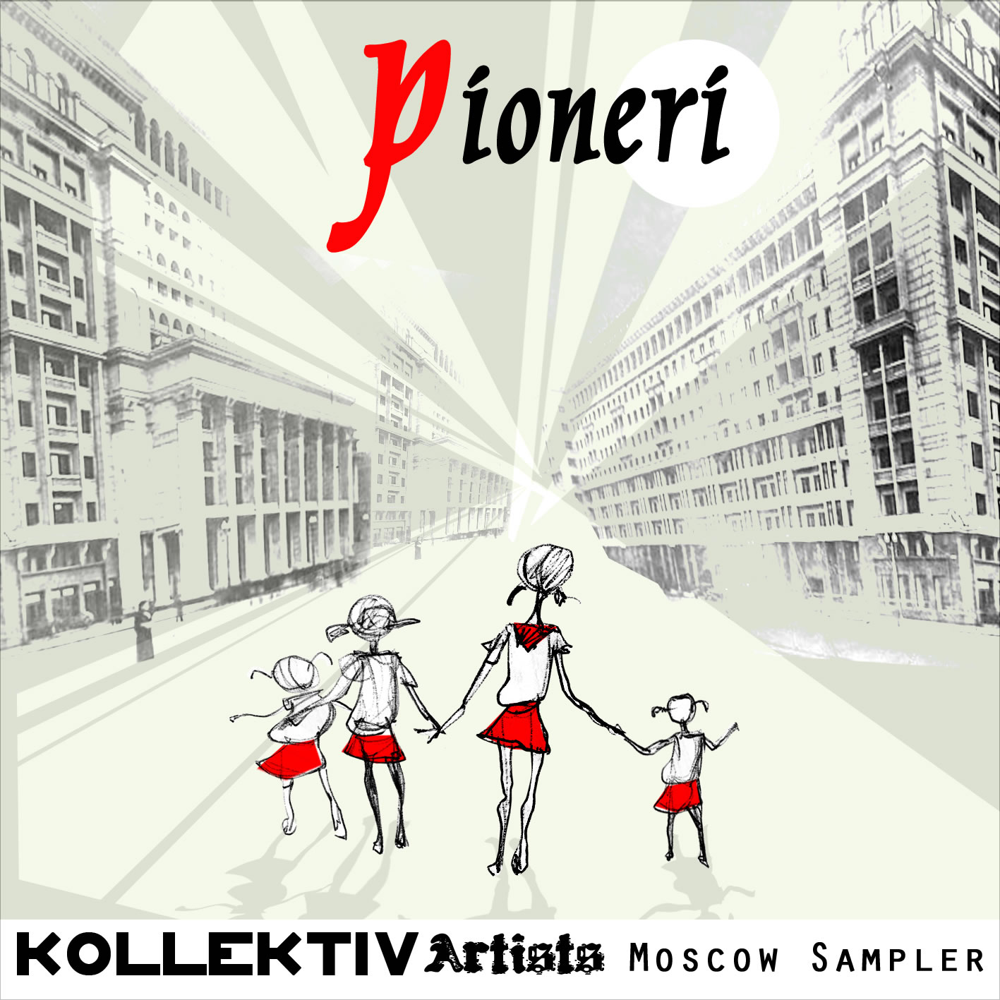 Kollektiv Artists. Pioneri